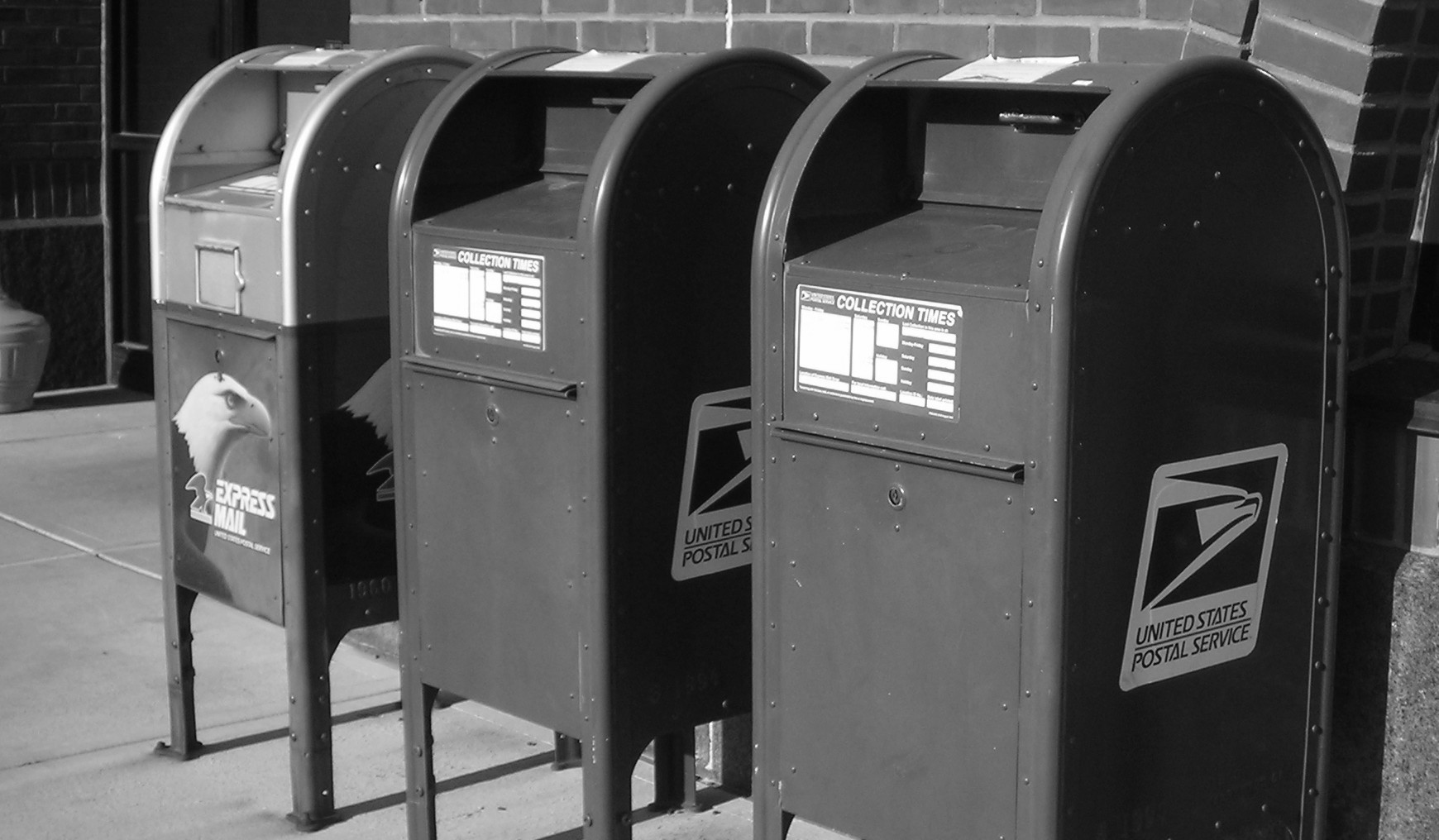 What's Killing the Post Office? (It's Not Email)